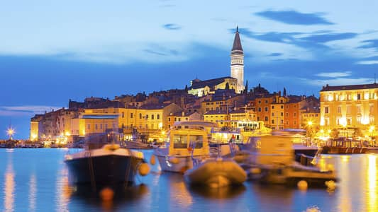 Rovinj - the most romantic city in Croatia