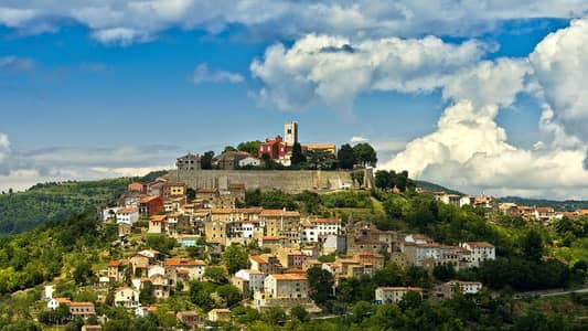 The central istria - dreamlike nature